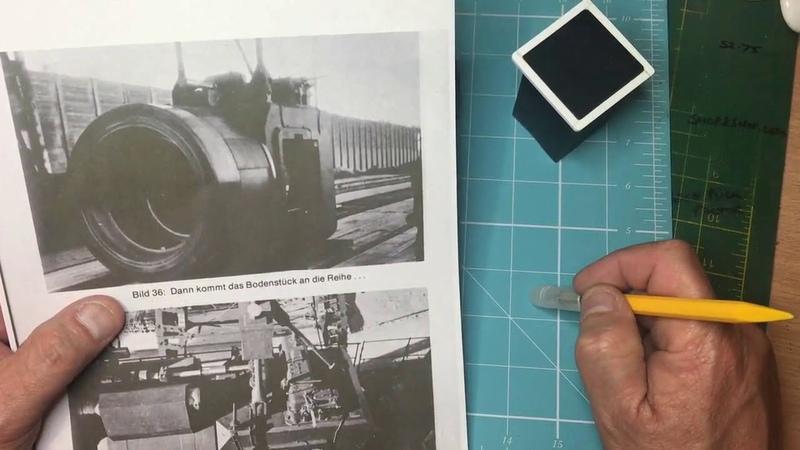 Soar Art 1/35 Dora Railway Gun Breech Mods part 2