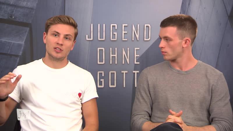 JUGEND OHNE GOTT ¦ JANNIS NIEWÖHNER JANNIK SCHÜMANN im Interview