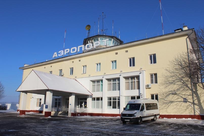 В Курске планируется строительство нового аэровокзального комплекса