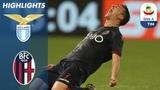 Лацио 3-3 Болонья Обзор матча чемпионата Италии Серия А