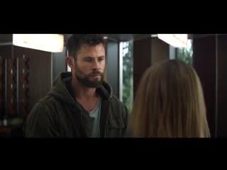 Marvel Vine | Avengers: Endgame | Thor Odinson | Carol Danvers | Captain Marvel | Brie Larson | Chris Hemsworth