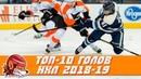 Лучшее за год ТОП-10 голов НХЛ 2018/2019