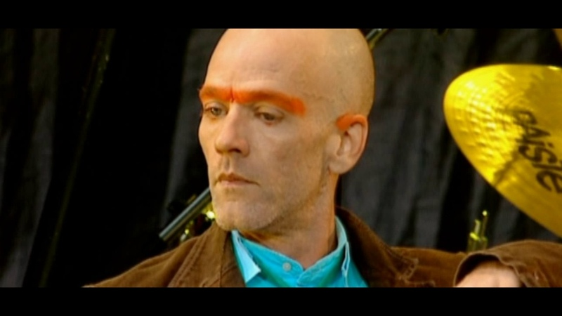 R.E.M. - What's The Frequency, Kenneth? / Maps and Legends (Perfect Square 7/19/2003)