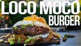The Best Hawaiian Burger (Loco Moco) SAM THE COOKING GUY 4K