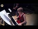 Elena Revich Polina Osetinskaya - Beethoven 7th sonata Dikhtas by Xennakis
