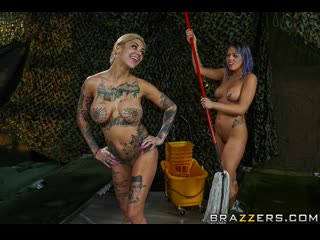 Bonnie rotten, zoey monroe (squirt training) секс порно hd