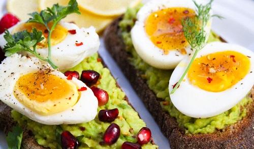 losing weight and egg зурган илэрцүүд