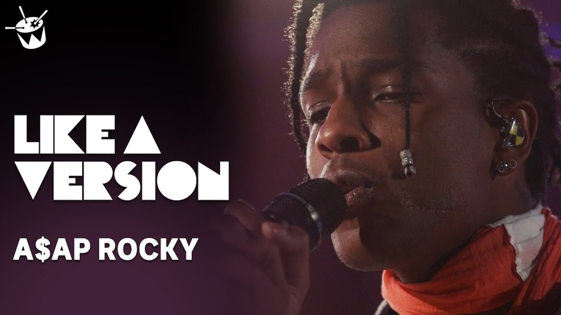 A$AP Rocky covers Otis Redding (Sittin On) The Dock Of The Bay for Like A Version