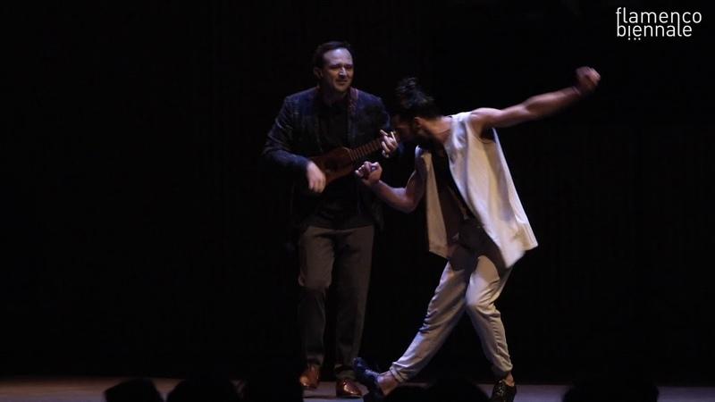 Promo Eduardo Guerrero Slagwerk Den Haag | VII Flamenco Biënnale