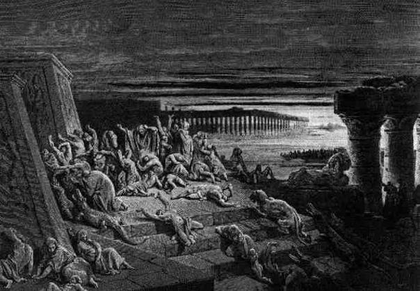 НЕМНОГО АЛЬТЕРНАТИВНОГО. ТЬМА ЕГИПЕТСКАЯ И была густая тьма по всей земле Египетской три дня. Исход, гл. 10, стр. 22 Феномен, о котором пойдет речь, относится к разряду редчайших. За всю историю