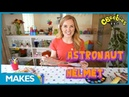 CBeebies | Do You Know? | Make an Astronaut Helmet with Maddie Moate!