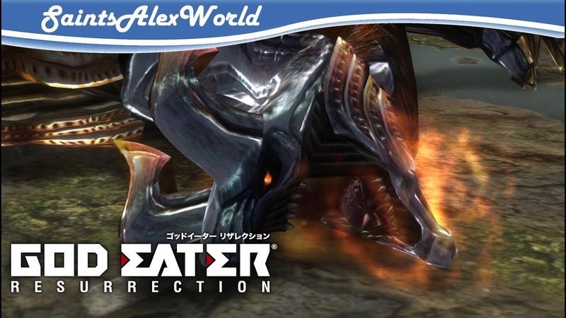 46 God Eater Resurrection Вторая разборка с Ганнибалом