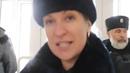 гр. СССР повторно приказал снять Власовский флаг с администрации. Людочка вызвала полицию. ч.13