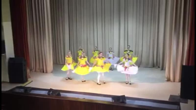 Образцовый хореографический ансамбль «Сувенир» Городищенской школы искусств