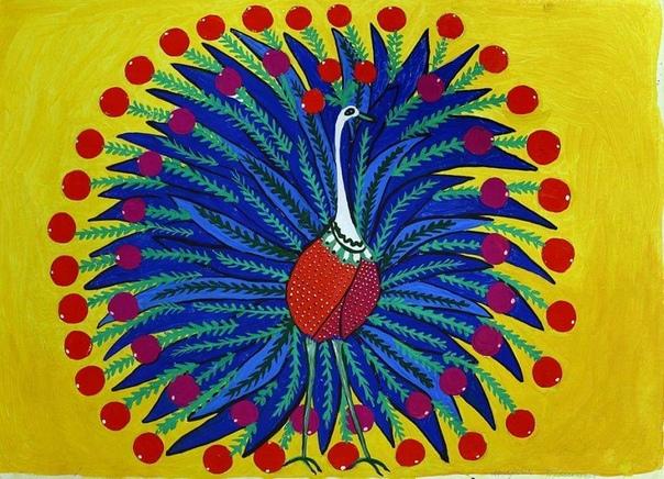Наивное искусство. Мария Примаченко ...а в городе том сад, - всё травы, да цветы, гуляют там животные невиданной красы.Мария Авксентьевна Примаченко (1908- 1997) -мастер народной декоративной
