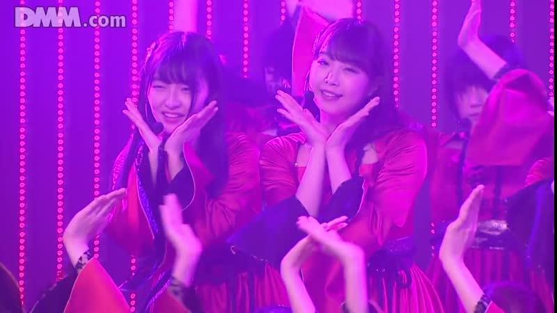 NMB48 Senbatsu - Tokonoma Seiza Musume @ 190219 NMB48 Stage BII4