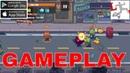 Street Heroes - Super Kat Man Beat Zombie IOS-Android-Review-Gameplay-Walkthrough