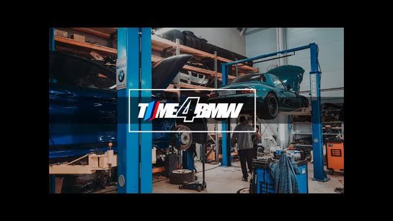 Улучшаем BMW F82 M4 Competition | Подготовка к летнему сезону Z3M