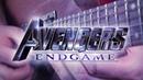 Avengers: Endgame Trailer Theme on Guitar