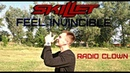 Skillet - Feel Invincible (Cover by Radio Clown | на русском)