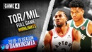 Toronto Raptors vs Milwaukee Bucks Game 4 Full Game Highlights | 2019 ECF | FreeDawkins
