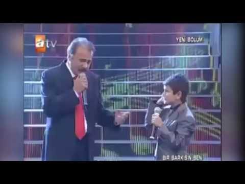 Mehmet Daş - Huzurum Kalmadı - Ferdi Tayfur - Düet [ Bir Şarkısın Sen ] 2010 Atv