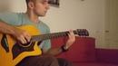 Город, которого нет (OST Бандитский Петербург) acoustic guitar cover