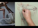ANATOMY FOR ARTISTS Living Anatomy Upper leg PART 2