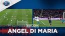 GOAL CAM Every Angles ANGEL DI MARIA vs Marseille