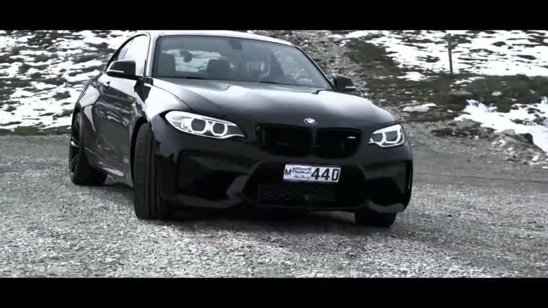 BMW M2 ДРИФТ ПОД МУЗЫКУ ЕЗДА ПОД МУЗЫКУ HD
