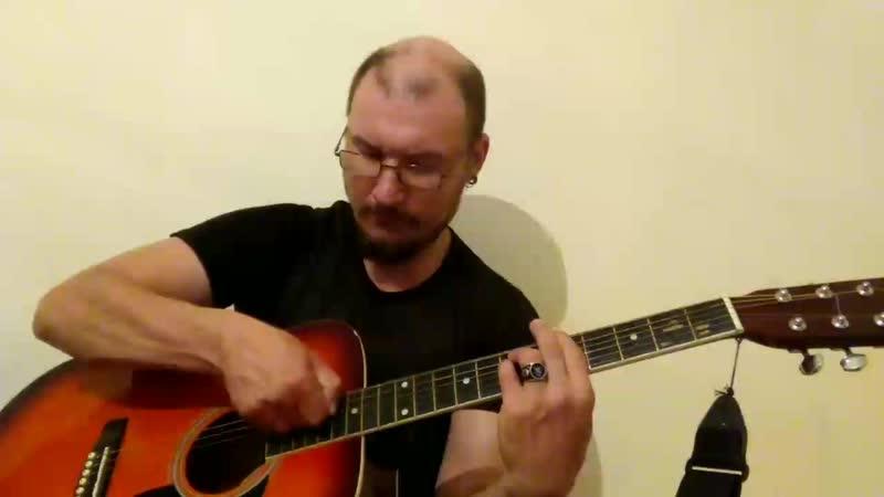Импровизация. На песню V pease DU. (2019 Samara)