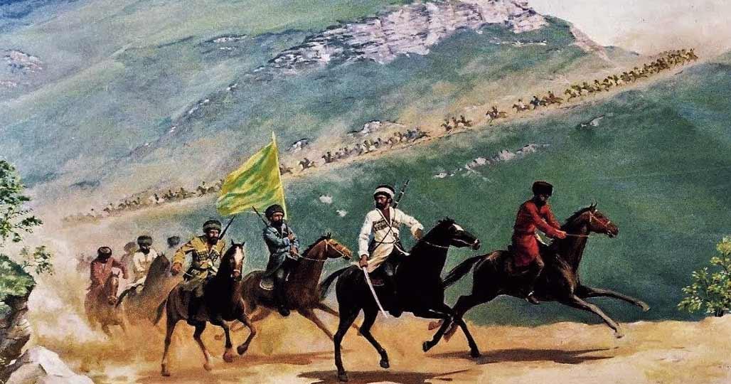 Воины из Тарков
