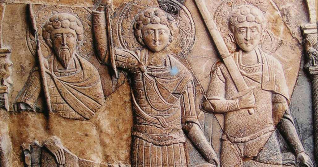 Воины греков