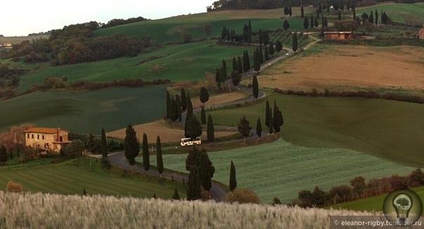 Возвращение в Тоскану, анонс Пару лет назад мне удалось осуществить давнишнюю мечту - посетить Тоскану и увидеть своими глазами часть тех красот, что не давали мне спокойно спать по ночам,