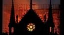 Notre Dame fire (arson) of April 15, 2019 & President Emmanuel Macron +John MacLeod death