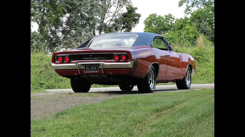 1968 DODGE CHARGER TEST DRIVE ~ 383 MAGNUM ~ FLOW MASTER EXHAUST ~ CRAZY GORGEOUS