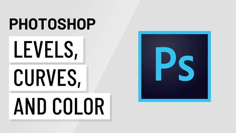 Photoshop Levels, Curves, and Color