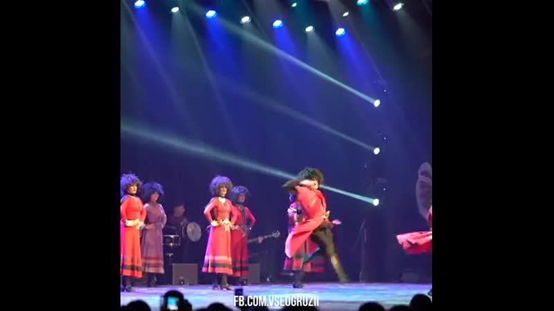 Ансамбль Сухишвили - Танец Juta
