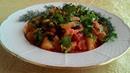 Овощное рагу с курицей Ну оОчень Вкусное и Красивое Chicken Vegetable Stew