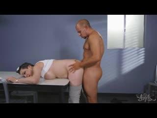 Порно shemale в стиле brazzers anal, минет, сперма, оргазм