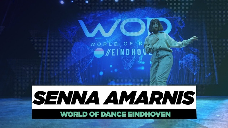 Senna Amarnis | FRONTROW | World of Dance Eindhoven Qualifier 2018|WODEIN18