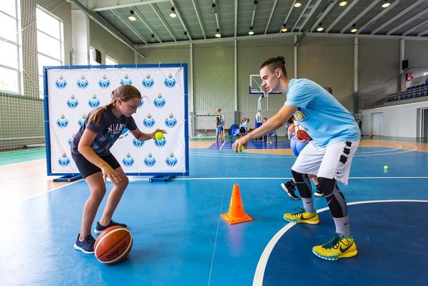 "Баскетбольный лагерь ""Балтийские рыцари"" | 01-10.08.2019"