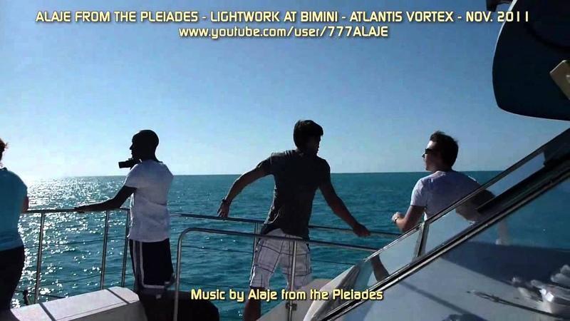 Part 17-Pleiadian Alaje-Spiritual Wisdom-Lightwork-Atlantis Bimini-English Sub