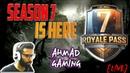 Pubg Mobile in Pakistan - Free uc give aways Pakistan and India - Rush Game Play - Season 7