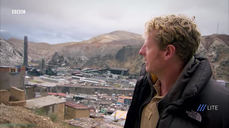 BBC Самое опасное место для работы 06 Машинист поезда Перу Реальное ТВ познавательный 2012