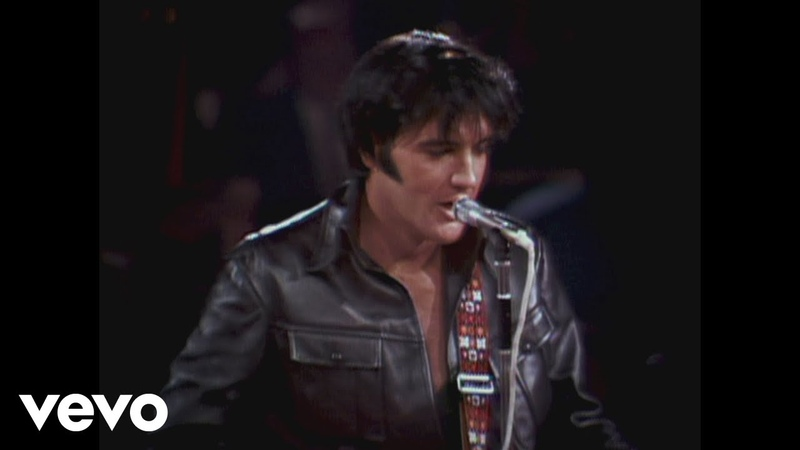 Elvis Presley - Blue Suede Shoes (68 Comeback Special 50th Anniversary HD Remaster)