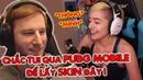 PUBG Highlights | Chocotaco Rủ LURN sang PUBG MOBILE để Kiếm SKIN - Bố Shroud Cảm Ơn Just9n