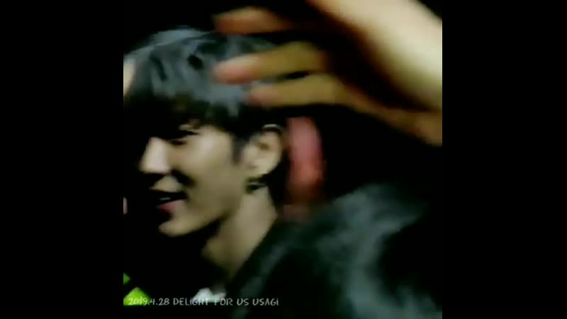 2019.04.28 После FM LEE JOON GI ASIA TOUR Еncore «Delight: For Us» in SEOUL.. Ву usagi(준갤☆joongall)