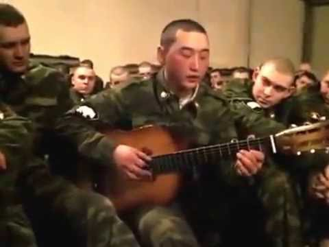 ГОРЛОВОЕ ПЕНИЕ АЛАШ ТОПЧИН АЛТАЕЦ ИСПОЛНЯЕТ В АРМИИ ALTAI THROAT SINGING