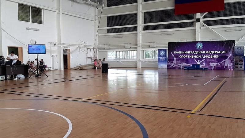 27 пара Терепа Мельникова ЯНТАРНЫЕ ЛАСТОЧКИ 08 06 2019